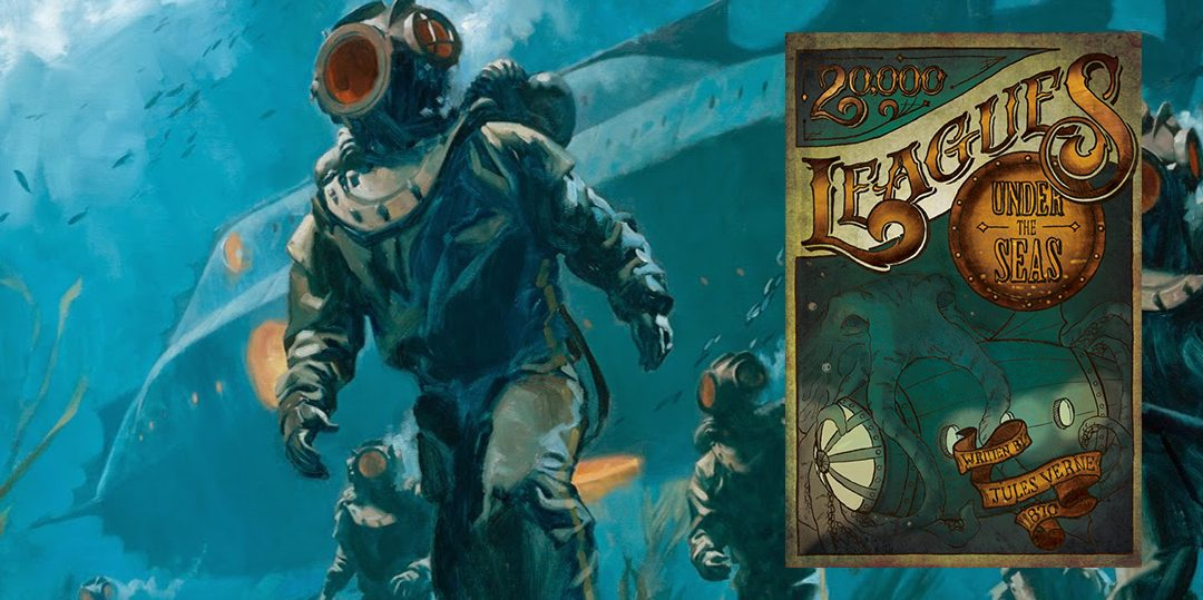Book Review: 20,000 Leagues Under the Sea by Jules Verne