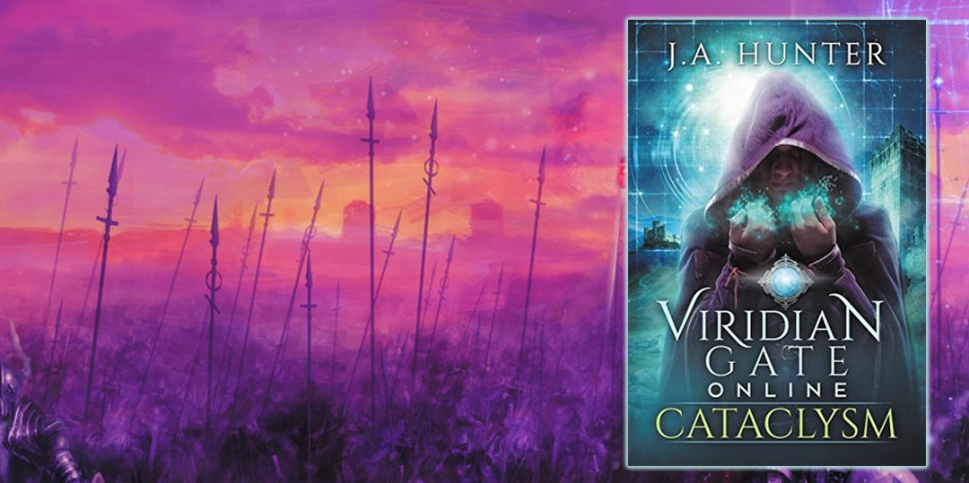Book Review: Viridian Gate Online by J.A. Hunter